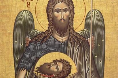 Молитвы о страждущих недугом пьянства вознесены в православных храмах в день Усекновения главы Иоанна Предтечи